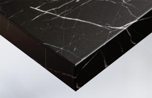 Cover Ash Black Marble