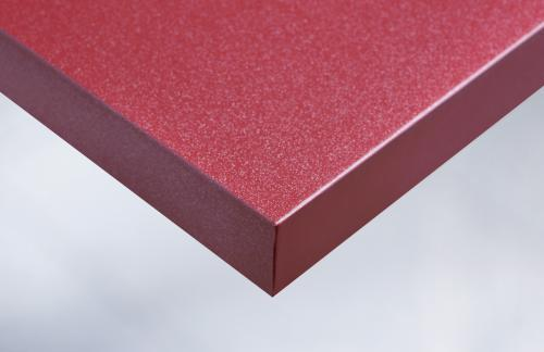 Cover Glitter Brilliant Red